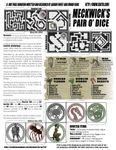 RPG Item: Meckwick's Pair o' Dice
