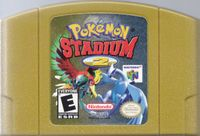 Video Game: Pokémon Stadium 2