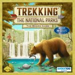 Board Game: Trekking the National Parks: Second Edition