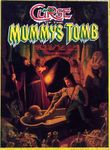 Board Game: Curse of the Mummy's Tomb