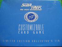Board Game: Star Trek: Customizable Card Game (first edition)
