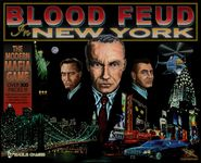 Board Game: Blood Feud in New York