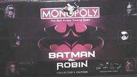 Board Game: Monopoly: Batman & Robin