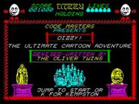 Video Game: Dizzy