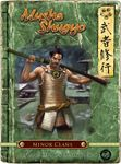 RPG Item: Musha Shugyo #2: Minor Clans