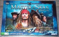 Board Game: Pirates of the Caribbean: Master of the Seas Strategy Game