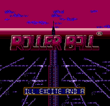 Video Game: Rollerball