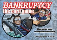 Board Game: Bankruptcy: The Card Game