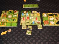 Board Game: Agricola: All Creatures Big and Small