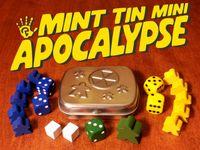 Board Game: Mint Tin Mini Apocalypse