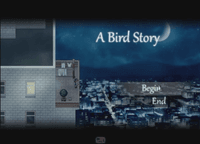 Video Game: A Bird Story