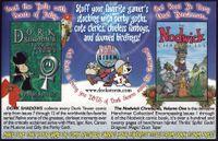 RPG Item: Dork Shadows: The Collected Dork Tower, Volume II