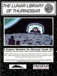 RPG Item: The Lunar Library of Thurindisar