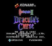 Video Game: Castlevania III: Dracula's Curse