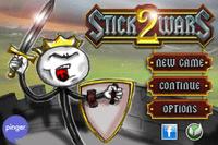 Video Game: StickWars 2