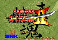 Video Game: Samurai Shodown II