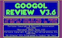 Video Game: Googol Review