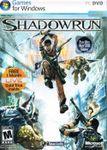 Video Game: Shadowrun (Xbox 360/Windows)