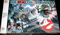 Board Game: The Real Ghostbusters Game