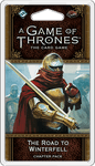 Board Game: A Game of Thrones: The Card Game (Second Edition) – The Road to Winterfell
