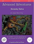 RPG Item: AA#15: Stonesky Delve