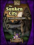 RPG Item: The Sunken City Adventure Omnibus & Guide