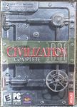Video Game Compilation: Civilization III: Complete