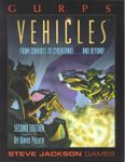 RPG Item: GURPS Vehicles (Second Edition)
