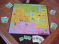 Board Game: The Case of the Elusive Assassin