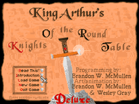 Video Game: King Arthur's Knights Of the Round Table