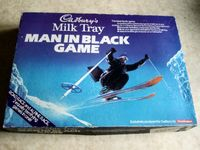 Board Game: Cadbury's Milk Tray Man In Black Game