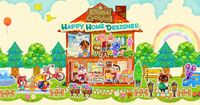 Video Game: Animal Crossing: Happy Home Designer