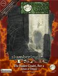 RPG Item: ST10: Slumbering Tsar: The Hidden Citadel, Part 2: Echoes of Despair