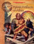 RPG Item: Psionic Artifacts of Athas