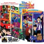 Board Game: The Pursuit of Happiness: Community