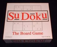 Board Game: SuDoku: The Board Game