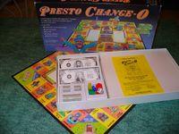 Board Game: Presto Change-O