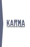 RPG Item: KARMA: A Roleplaying Game About Consequences