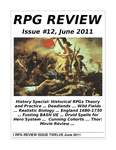 Issue: RPG Review (Issue 12 - Jun 2011)