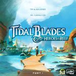 Board Game: Tidal Blades: Heroes of the Reef