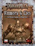RPG Item: Rumors & Lies