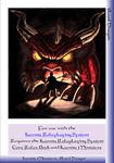 RPG Item: Karmic Monsters: Blood Dragon
