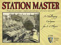 Board Game: Station Master