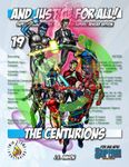 RPG Item: And Justice for All! 19: The Centurions