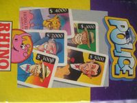 Board Game: Police