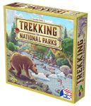 Board Game: Trekking the National Parks:  First Edition