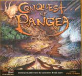 Board Game: Conquest of Pangea