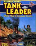 Board Game: Western Front Tank Leader