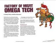 RPG Item: Factory of Misfit Omega Tech
