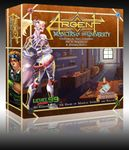 Board Game: Argent: Mancers of the University